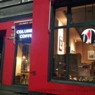 Śniadanie w Szczecinie: Columbus Coffee al. Piastów 5/1
