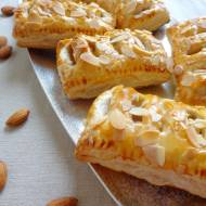 Ciastka francuskie jabłkowo-migdałowe