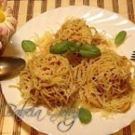 Makaron z Pesto z Suszonych Pomidorów – Szybki Obiad