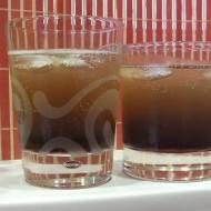 Tricolore- drink na kostce lodu