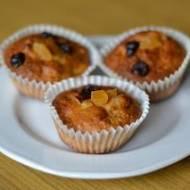 Muffinki owsiane z jabłkami