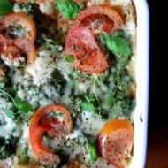 Lasagne ze szpinakiem i serem feta