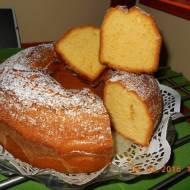 Maminkowe ciasto ucierane dla Zdzisia