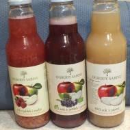 Ogrody Sabinu-czyli owoce zamknięte w butelce