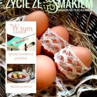 Życie ze smakiem - trzeci numer magazynu