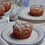 Muffinki pomarańczowo imbirowe z ricottą