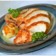 Filet miodowo-orzechowy