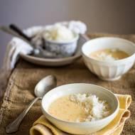 Zupa z marchwi na mleku na słodko