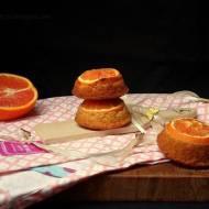 Czerwone pomarańcze, parchate ogórki i babeczki
