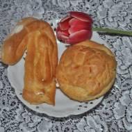 Ptysiowe ciastka na Dzien Mezczyzny
