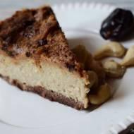 Ciasto orzechowo – daktylowo - jaglane