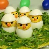 Wielkanocne pisklęta