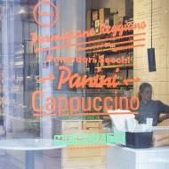 Uczciwa włoska kuchnia w Mercato Bar i Delikatesy - recenzja
