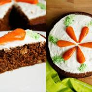Zdrowe ciasto marchewkowe - bez mąki, cukru i masła, z naturalnych składników!