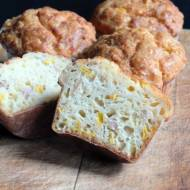 muffiny z jajecznicą