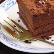 Ciasto czekoladowe (mazurek czekoladowy)