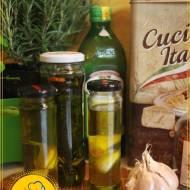 Smakowa oliwa domowej roboty