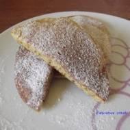 Śniadaniowe pancakes dyniowe