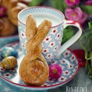 Bułeczki drożdżowe – króliczki