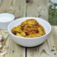 Pieczone ziemniaki w rozmarynie