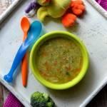 Zupka warzywna z kurczakiem, tymiankiem - od 10 miesiąca
