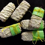 Batony z płatków owsianych, słonecznika w białej czekoladzie