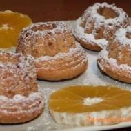 Pomarańczowe babeczki