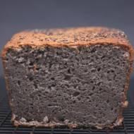 Chleb gryczany z chia i miodem