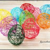 Jajka z muliny DIY