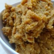 Puree z cieciorki – zamiast ziemniaków