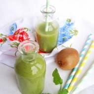 Zielone smoothie z roszponką