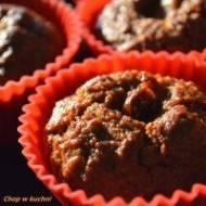 Babeczki markwiowo-żytnie ze figōm (Muffiny fitness)