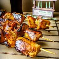 IGUANA BITS – FALLOUT – szaszłyki z kurczaka w marynacie z coli