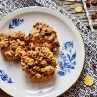 Ciasteczka Jeżyki bez pieczenia