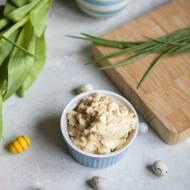 Tradycyjna pasta jajeczna, bez sera, a z serowym posmakiem!