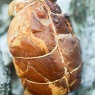Wielkanocna szynka wędzona