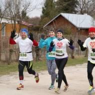 Bieg Zielonych Sznurowadeł - czyli mój 13 km półmaraton