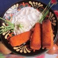 Pasta jogurtowo-chrzanowa do ryby lub kurczaka