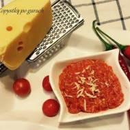 Pasta serowa
