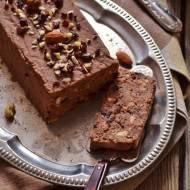 Blok czekoladowy z bakaliami