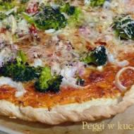 Pizza a'la Blue Marine