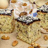 Ciasto orzechowe na białkach