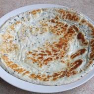 Białkowy Omlet chia na jogurcie z czarnuszką