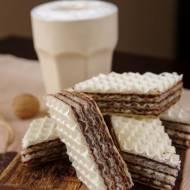 Pischinger czyli wafle czekoladowe