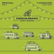 Wygraj karnet na Żarcie Na Kółkach - Start Sezonu