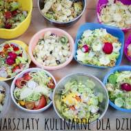 Warsztaty kulinarne dla dzieci – sałatki