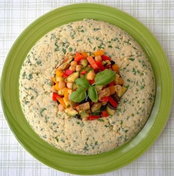 Kasza jaglana z warzywami (Miglio con verdure)