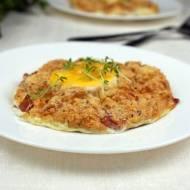 Chmurka na śniadanie, czyli pieczone jajka