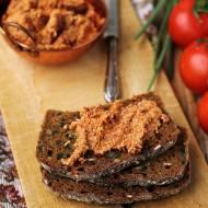 Pasta kanapkowa ze słonecznika z suszonymi pomidorami…