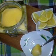 Cytrynowy krem
